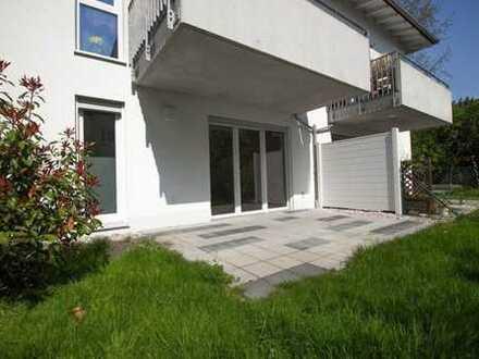 Renditeobjekt! Helle 3 Zimmer-Garten-Whg. mit Terrasse, Fahrstuhl und TG Platz
