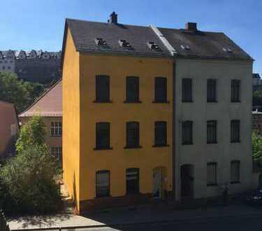 Komplett vermietetes Wohnhaus am Rande des Zentrums der Kreisstadt Greiz