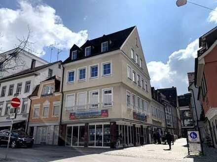 Großzügiges und helles Stadtbüro in der Ravensburger Innenstadt