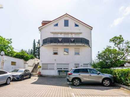 Vermietete 2,5 Zimmer Eigentumswohnung zum Kauf in Gau-Algesheim