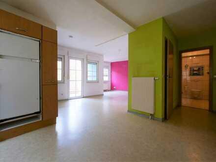3 Zimmer-Stadtwohnung in Buchen - für Eigennutzer oder Kapitalanleger!