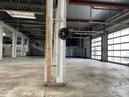 Werkstatthalle, ca. 765 m², in 31785 Hameln zu vermieten