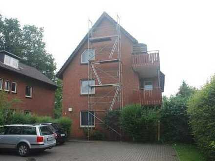 Schöne 2-Zimmer-Obergeschosswohnung in Bürgerfelde