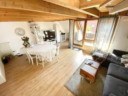 2 ½ Zimmer Maisonette WHG in toller Lage Kirchheim/Lindorf