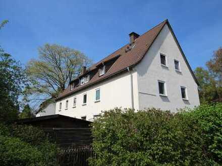 Drewer-Nord:3-Zi-Wohnung mit Garten!