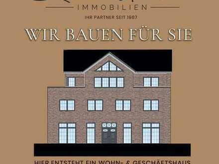 Neubau! Erstbezug! Großartiges Penthouse im Herzen von Fleestedt!