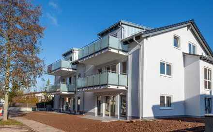 PF-Huchenfeld, großzügige 4-Zimmerwohnung in schöner Wohnlage