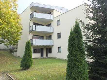 2 Zimmer Terrassenwohnung am Breitenstein