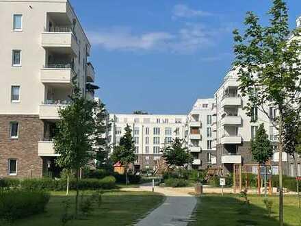 Großzügige und komfortable Wohnung mitten im Grünen