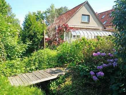 Einfamilienhaus in Mahlsdorf mit großem Garten