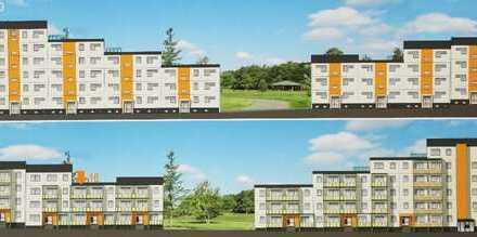 Ab Frühjahr 2019 zu vermieten - Modern sanierte 2-Raum-Wohnung mit Balkon