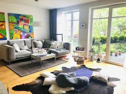 Moderne 3–Zimmer Maisonettewohnung