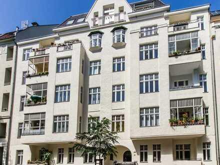 ! Provisionsfrei ! 5 Zimmer nahe Kurfürstendamm mit Balkon
