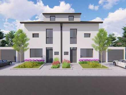 NUR NOCH EINES VERFÜGBAR! Neubau von 6 Doppelhaushälften im Westen von Weiden