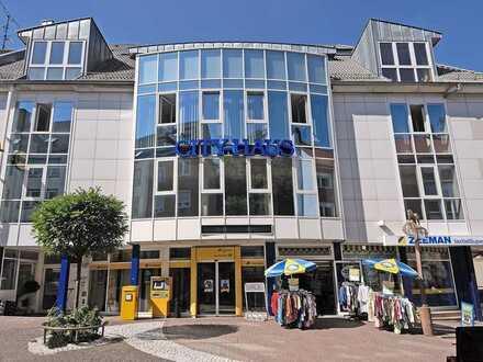 Ca. 125 qm Büro/Praxis (I. OG) Innenstadtlage-Fußgängerzone. Das Haus mit der großen Auswahl.