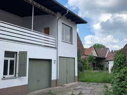 Zweifamilienhaus mit Mainblick