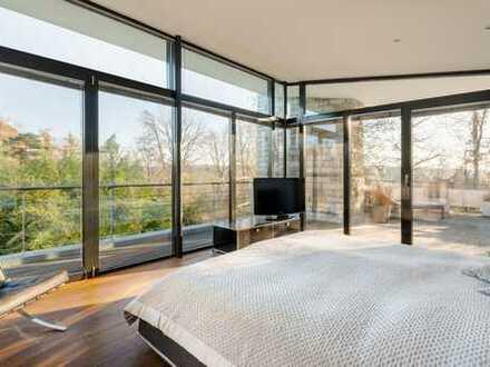 Architekten-Juwel mit atemberaubendem Panorama-Blick