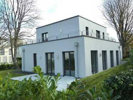 Exklusive Doppelhaushälfte in schöner Rheinlage in Bonn