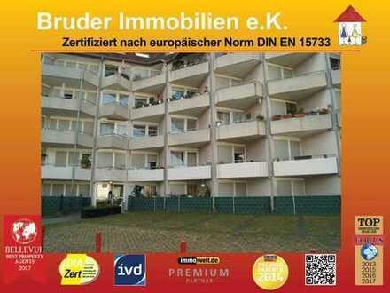 Leimen: 2 ZKB mit 2 Süd-Balkonen, teilmöbliert, Ferd.-Porsche-Str. 23