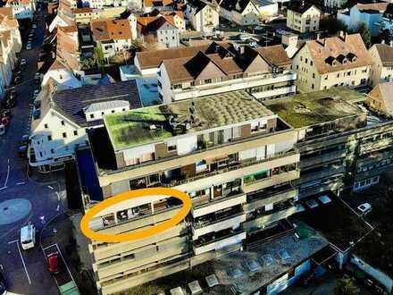 Schicke, barrierefreie 3-Zimmer-Wohnung in toller Lage von VS-Schwenningen