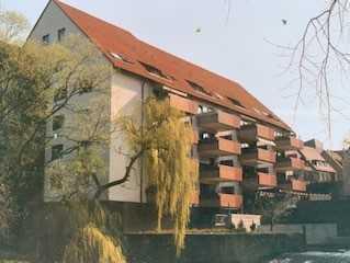 Sanierte 2-Raum-Wohnung mit Balkon in Crailsheim
