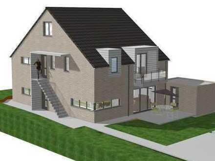 Erstbezug: ansprechende 3-Zimmer-Maisonette-Wohnung mit Balkon in Nottuln