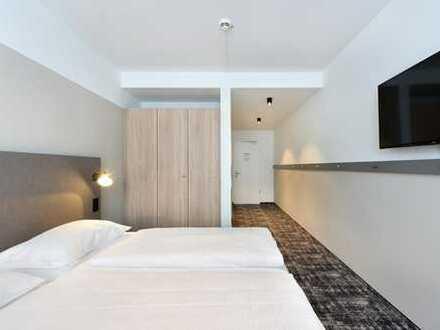 """Elegant möbliertes 1 Zimmer-Serviced-Apartment *flexibler Mietbeginn -""""Wohnen auf Zeit"""" *"""