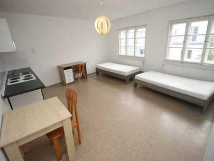 Zentrale 1-Zimmer-Wohnung möbliert in Landshut!