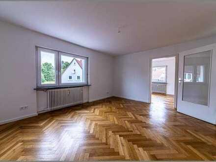 4-Zimmer-Wohnung mit schöner Dachterrasse mitten in Ottersweier