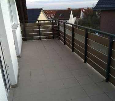 Stilvolle, neuwertige 3-Zimmer-Dachgeschosswohnung mit Balkon in Frankfurt am Main