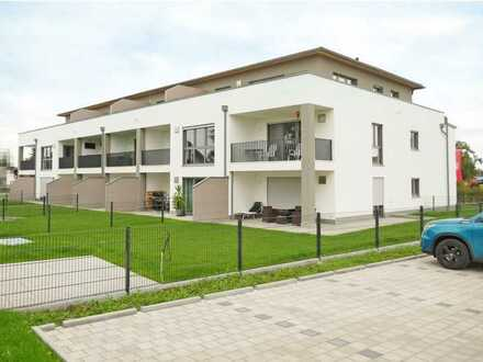 Penthouse-Wohnung mit Bergblick zum Erstbezug!