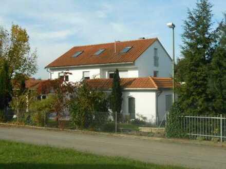 Villenlage, 7 km zum Klinikum, Ruhe, Sonne, Ausblick, Dachterrasse, teilw.Büro/Homeoffice mögl.