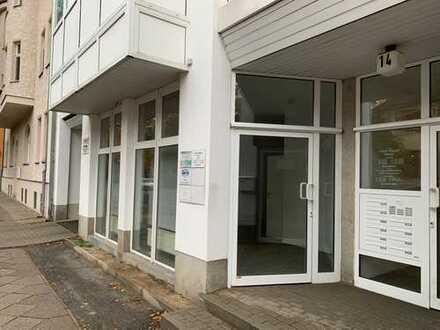 Büro im Wohn- und Geschäftshaus