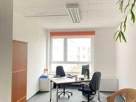 Büroraum für ein bis drei Arbeitsplätze