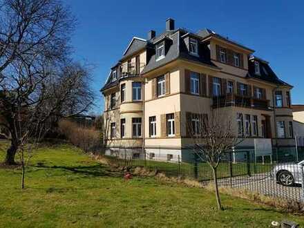 Schöne 2-Raumwohnung in Chemnitz OT Wittgensdorf in sanierter Fabrikantenvilla