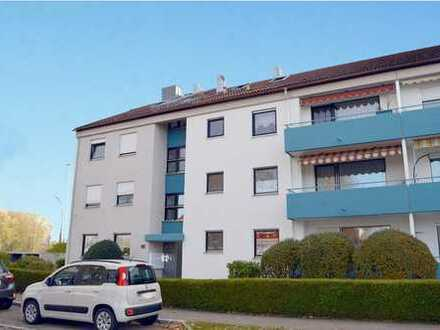 Großzügige 5-Zimmer-Dachgeschoss-Wohnung mit 2 Terrassen und Tiefgaragen-Stellplatz in Donauwörth