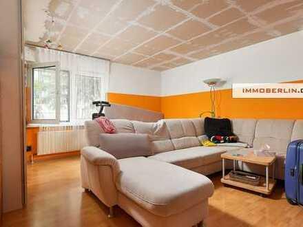 IMMOBERLIN: Komfortable Wohnung mit großer Westterrasse in Ruhelage