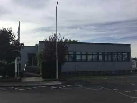 Bürogebäude mit Lagerfläche/Halle