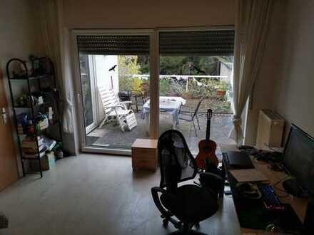 möbliertes WG Zimmer ab 15.01.2020 in Mühlburg in großzügiger ruhiger WG