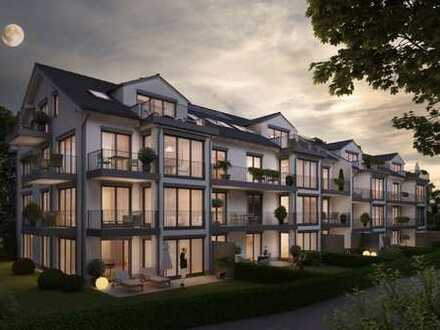 B05  L I V I N G  - 22 hochwertige Familienwohnungen mit Lift im schönen Unterföhring