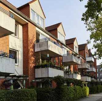 *Schöne Dachgeschosswohnung in Bremen Arsten zu vermieten*
