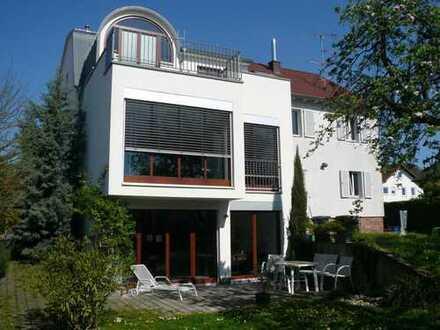 Hemsbach: feines Architektenhaus