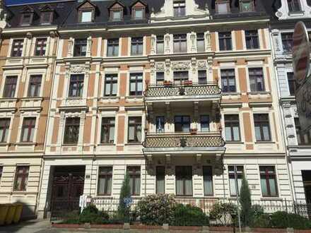 Große Dachterrasse - Schöner Wohnen auf der Augustastraße