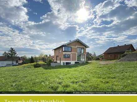 Großzügiges Haus mit traumhaften Weitblick in ruhiger Lage von Stadl