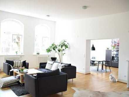 Wohnen im Lazarettgarten - helle, sehr schöne Wohnung in denkmalgeschütztem Gebäude