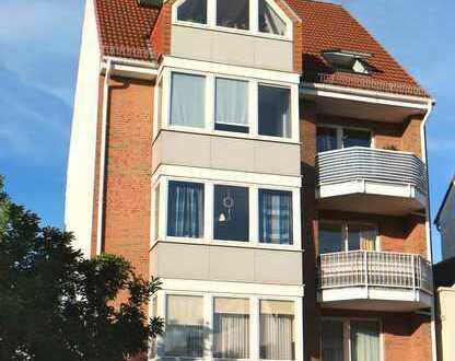 *von privat* Exklusive 4-Zimmer-Maisonette-Wohnung mit zwei Garagenstellplätzen in Schwachhausen