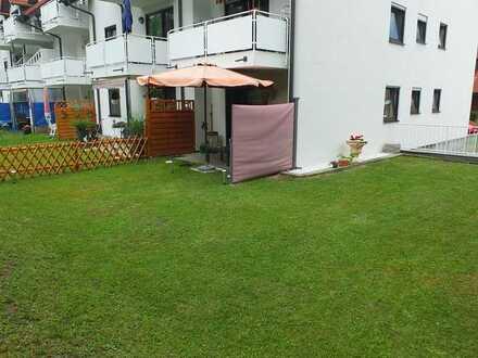 Ihr neues Zuhause - 4 Zimmer Terrassenwohnung mit Garten