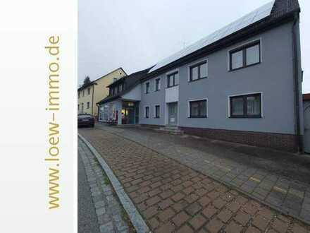 Freistehendes Mehrfamilienhaus mit 379 m² Wohn/-Nutzfläche !
