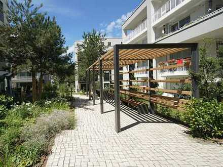 2 Zimmer Neubau-Erstbezug im Quartier Stadtgärten am Henninger Turm