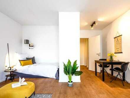 **Mit WBS** Moderne Wohnung nur für Senior*innen mit Balkon in schöner Lage von Berlin Kaulsdorf